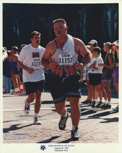 Jerry - 1996 Running the CRIM 5K